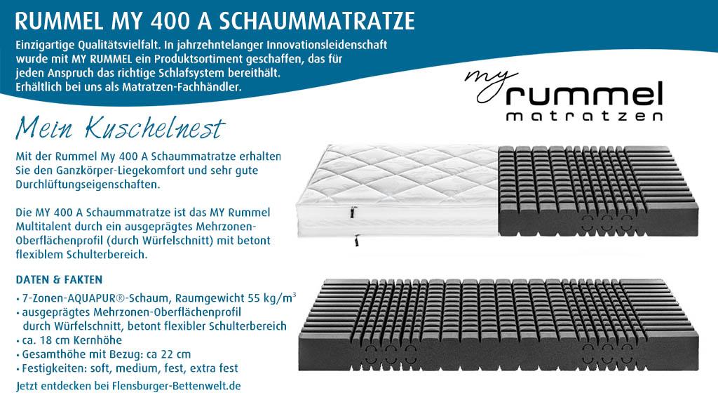 Rummel-MY-400-A-Schaummatratze-kaufen-Flensburger-Bettenwelt