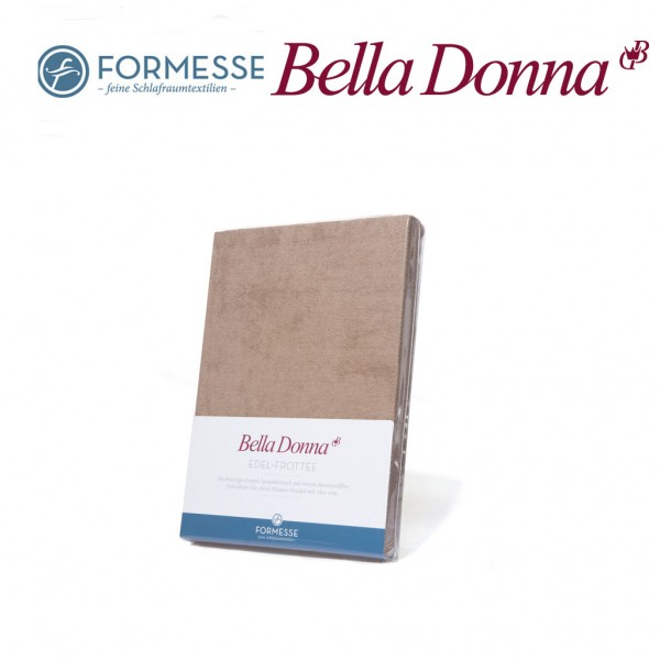 Formesse Bella Donna Edel Frottee Spannbetttuch
