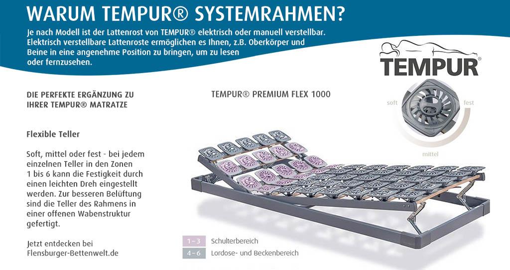 Tempur-Premium-Flex-1000-Lattenrost-kaufen-Flensburger-Bettenwelt