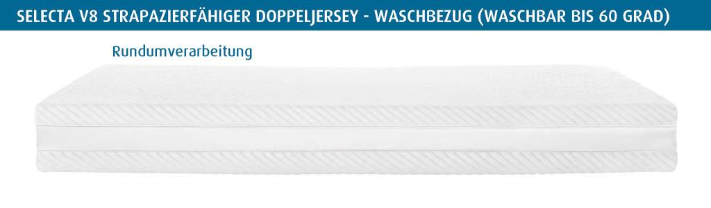 Selecta-V8-strappazierfaehiger-Doppeljersey-Waschbezug-waschbar-bis-60-Grad