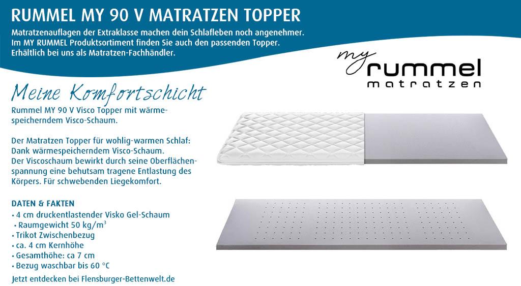 Rummel-MY-90-V-Matratzen-Topper-kaufen-Flensburger-Bettenwelt
