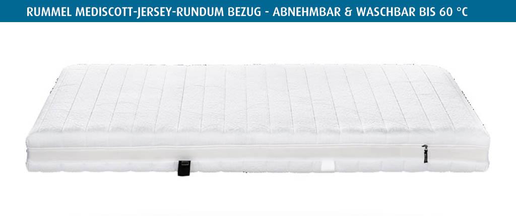 Rummel-MY-400-T-Mediscott-Jersey-Rundum-Bezug-abnehmbar-waschbar