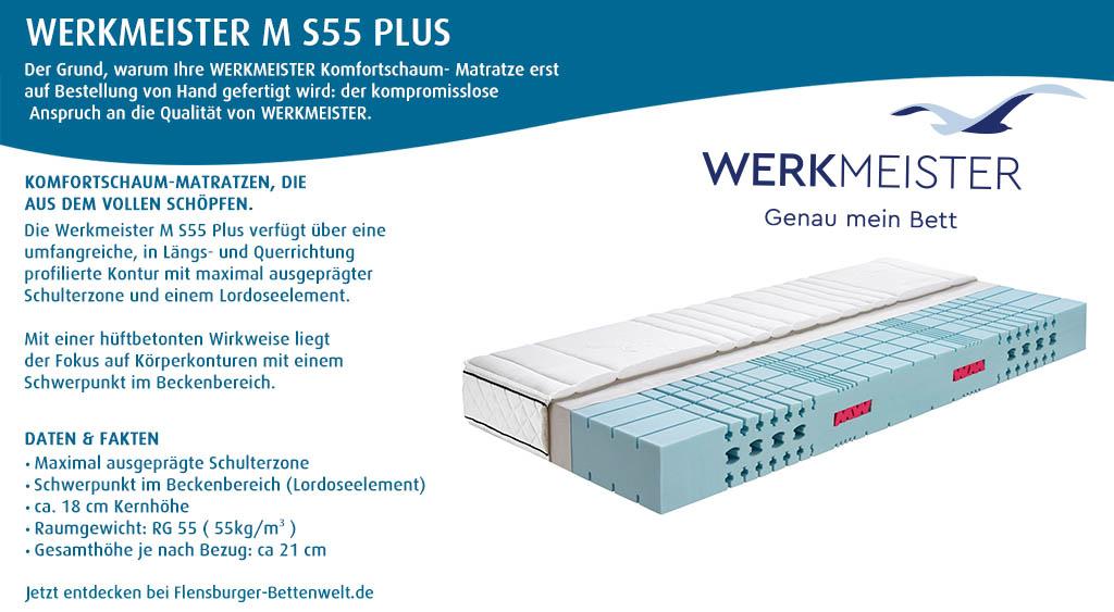 Werkmeister-M-S55-Plus-Komfortschaum-Matratze-kaufen