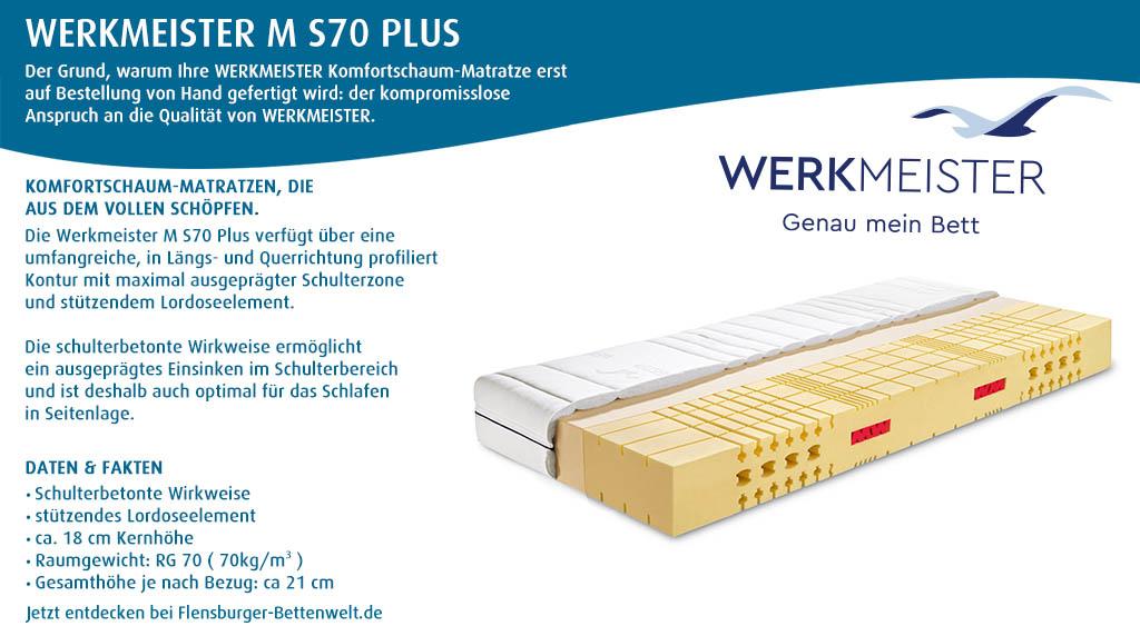 Werkmeister-M-S70-Plus-Komfortschaummatratze-kaufen