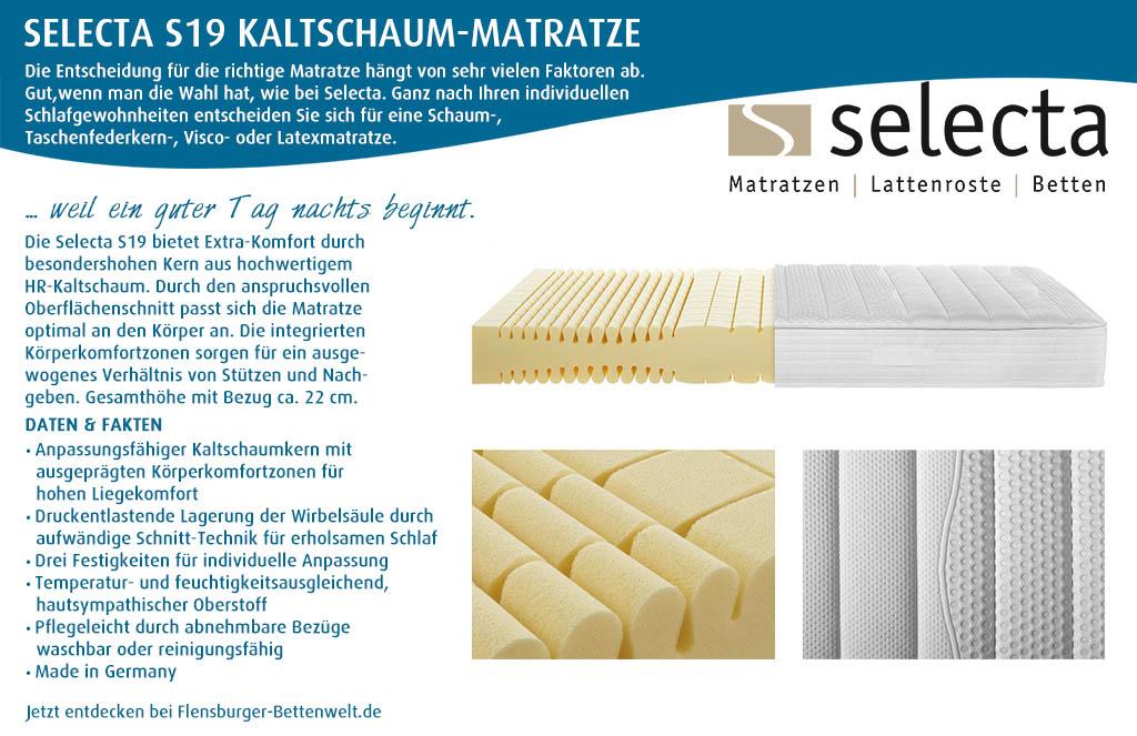 Selecta-S19-Kaltschaum-Matratze-kaufen-Flensburger-Bettenwelt