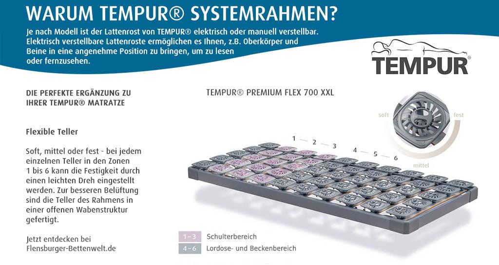 Tempur-Premium-Flex-700-XXL-Lattenrost-bis-200-kg