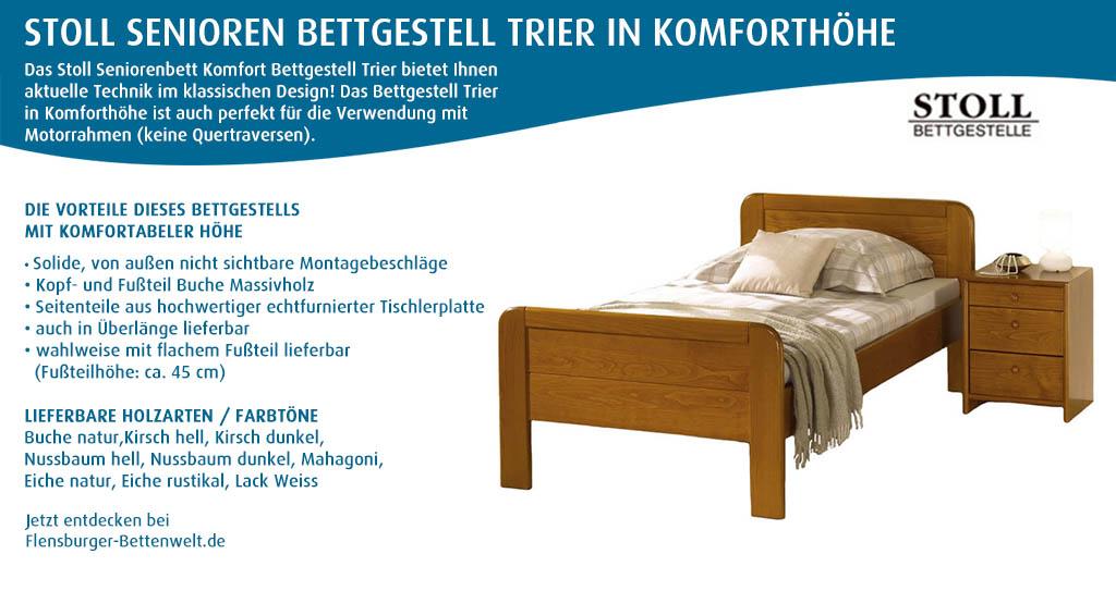 Stoll-Seniorenbett-Komfort-Bettgestell-Trier-Flensburger-Bettenwelt