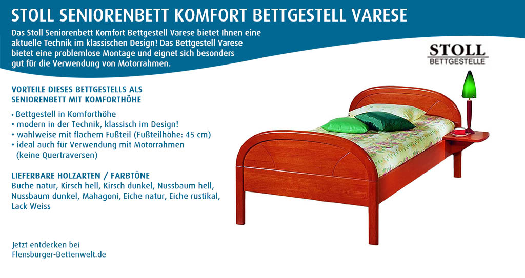 Stoll-Seniorenbett-Komfort-Bettgestell-Varese-kaufen