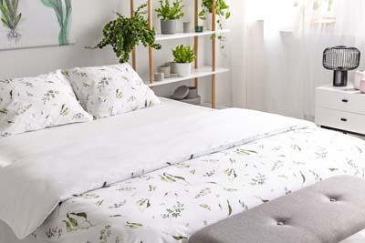 Waschbare-Bettdecken