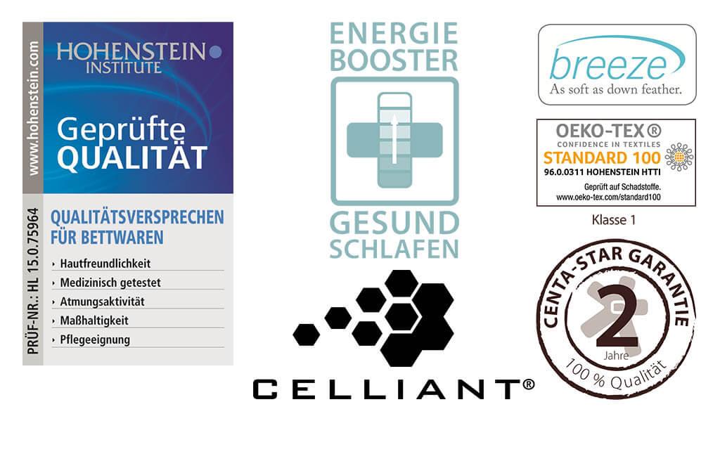 Centa-Star-Regeneration-Kopfkissen-Nachhaltigkeit-Garantie