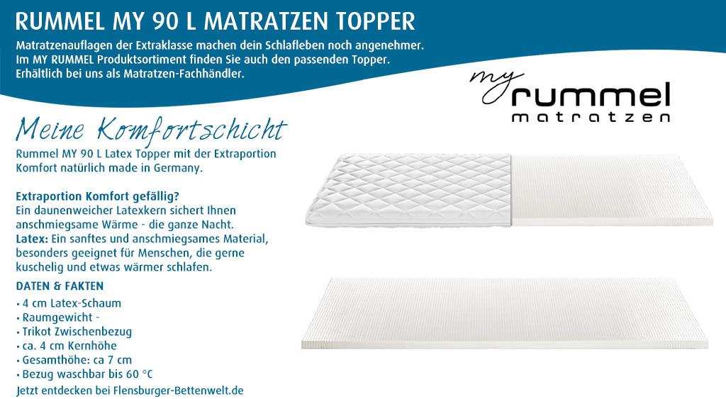 Rummel-MY-90-L-Matratzen-Topper-kaufen-Flensburger-Bettenwelt