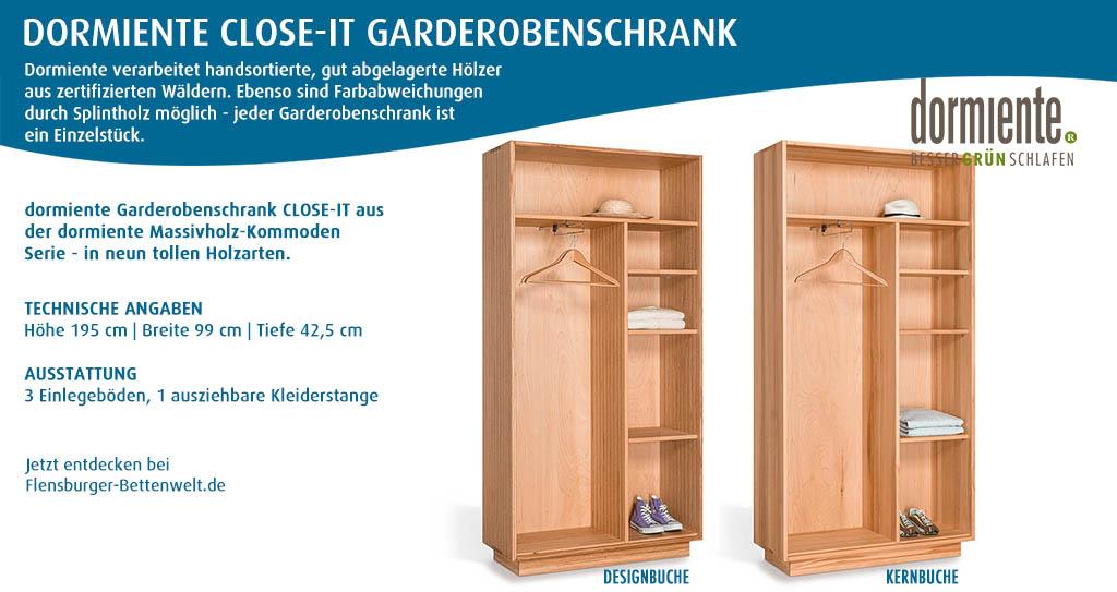 dormiente-CLOSE-IT-Garderobenschrank-kaufen-bei-Flensburger-Bettenwelt