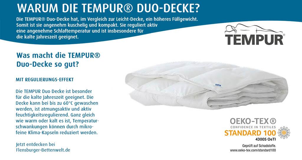 Tempur-Duo-Decke-Bewertung-bei-Flensburger-Bettenwelt