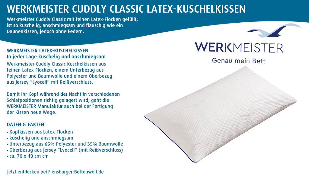 Werkmeister-Latex-Kuschelkissen-Cuddly-Classic-kaufen