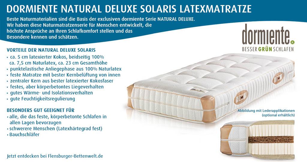 dormiente-Natural-Deluxe-Solaris-Latexmatratze-Flensburger-Bettenwelt
