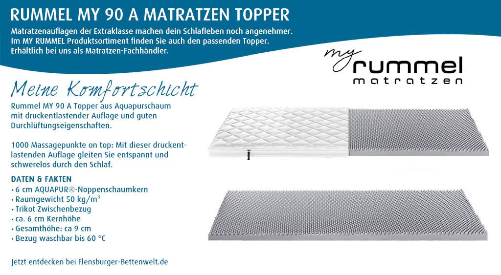 Rummel-MY-90-A-Matratzen-Topper-kaufen-Flensburger-Bettenwelt