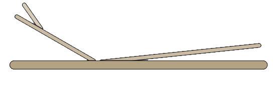 Selecta-FR6-Lattenrost-KFO-Kopf-Rueckenteil-einstellbar-Koerperhochlagerung-moeglich