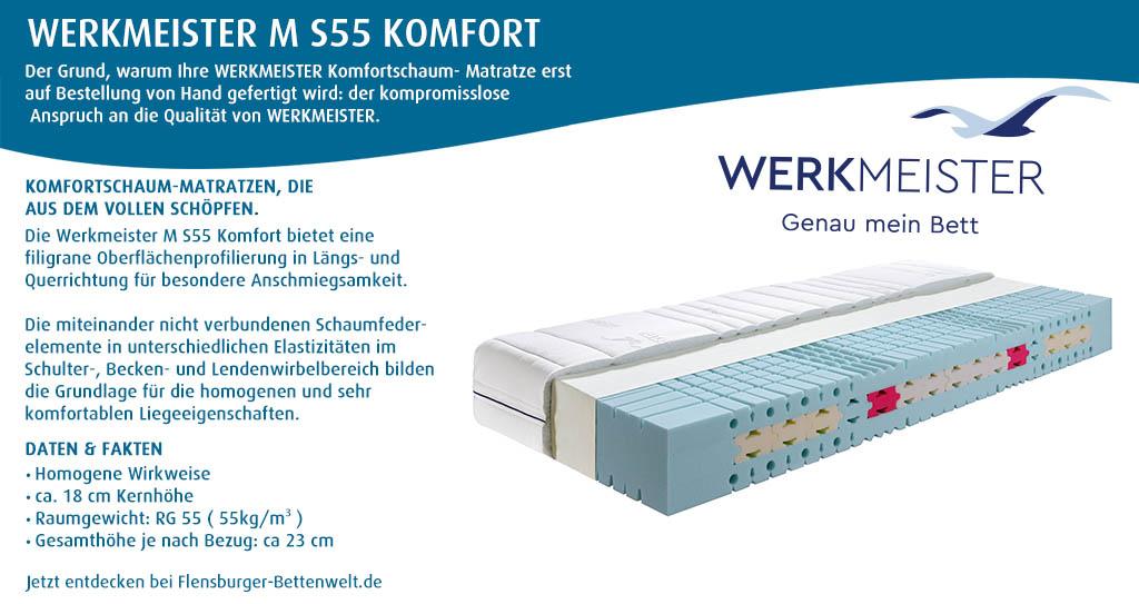 Werkmeister-M-S55-Komfort-Komfortschaum-Matratze-kaufen