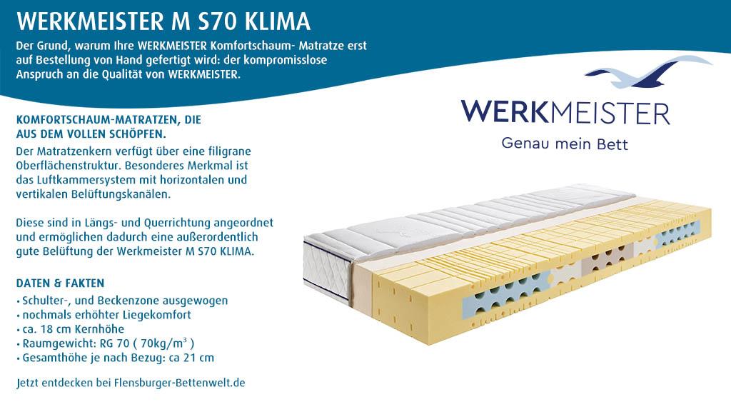 Werkmeister-M-S70-Klima-Komfortschaummatratze-kaufen