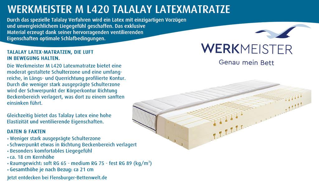 Werkmeister-M-L420-Talalay-Latexmatratze-kaufen