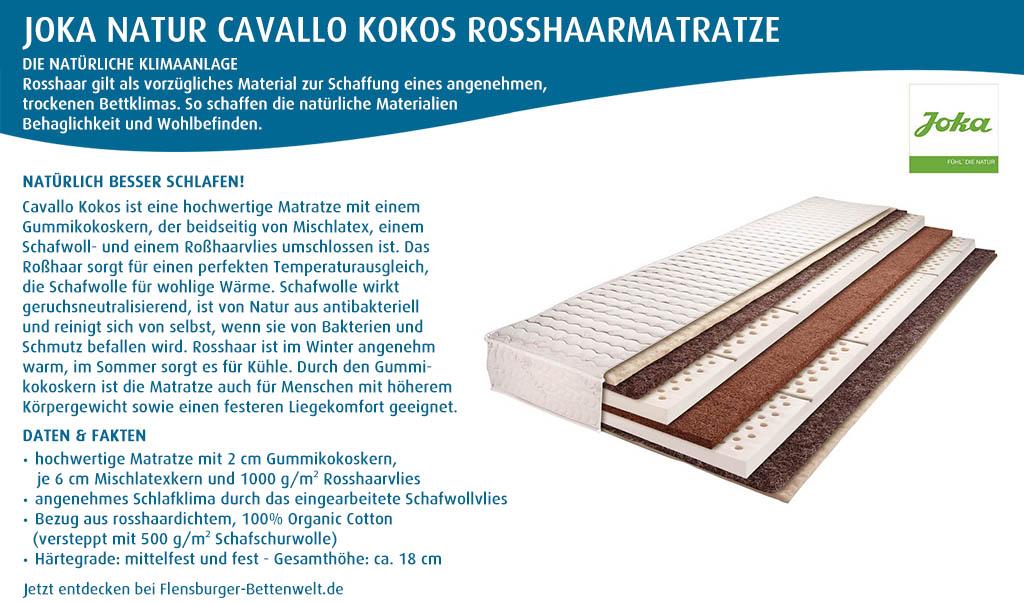 Joka-Rosshaarmatratze-Cavallo-Kokos-kaufen