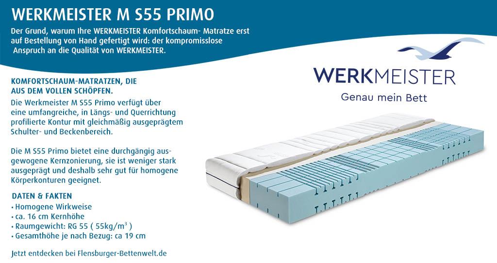 Werkmeister-M-S55-Primo-Komfortschaum-Matratze-kaufen