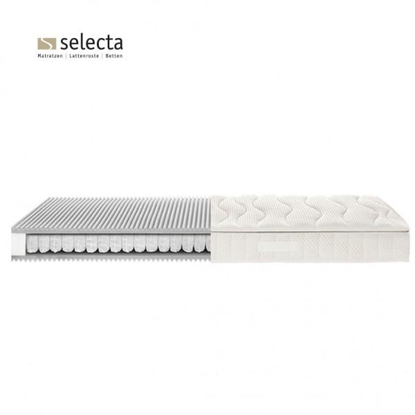 Selecta TF 5 Taschenfederkern Matratze 80x200 cm SOFT Lagerverkauf