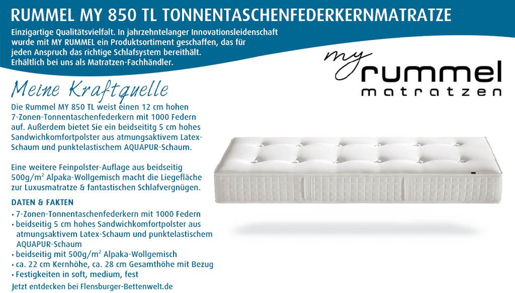 Rummel-MY-850-TL-Tonnentaschenfederkernmatratze-kaufen-Flensburger-Bettenwelt