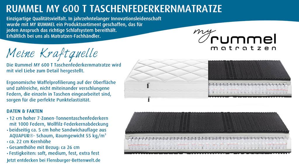 Rummel-MY-600-T-Taschenfederkernmatratze-kaufen-Flensburger-Bettenwelt