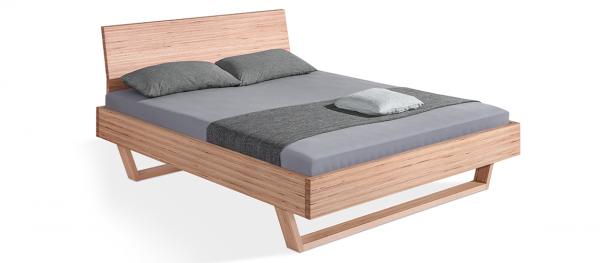 Dormiente Massivholz Bett Udana