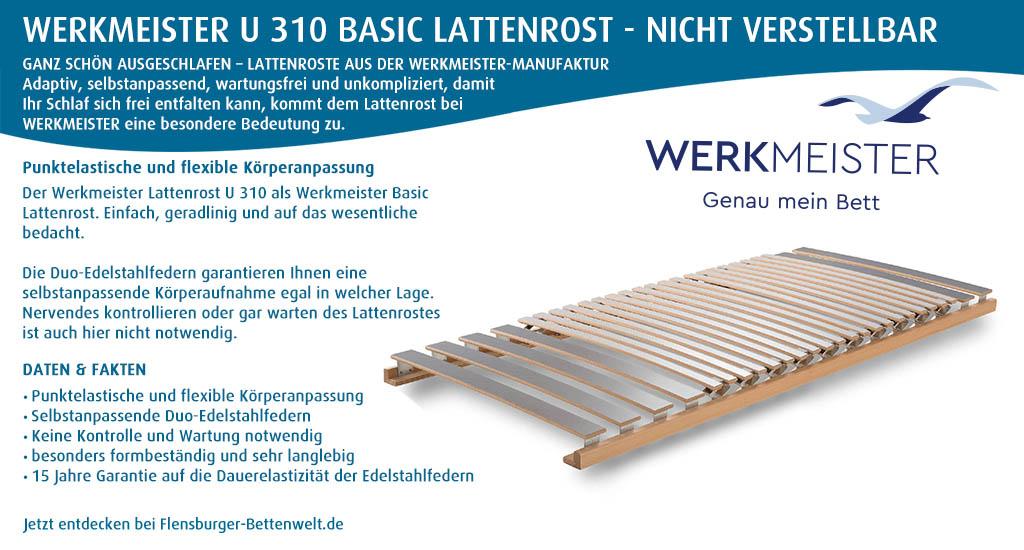 Werkmeister-U-310-Basic-Lattenrost-kaufen-Flensburger-Bettenwelt