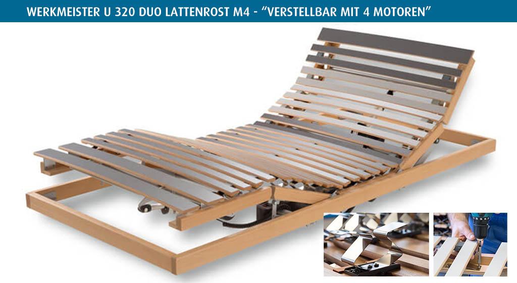 Werkmeister-U-320-Duo-Lattenrost-elektrisch-M4-kaufen