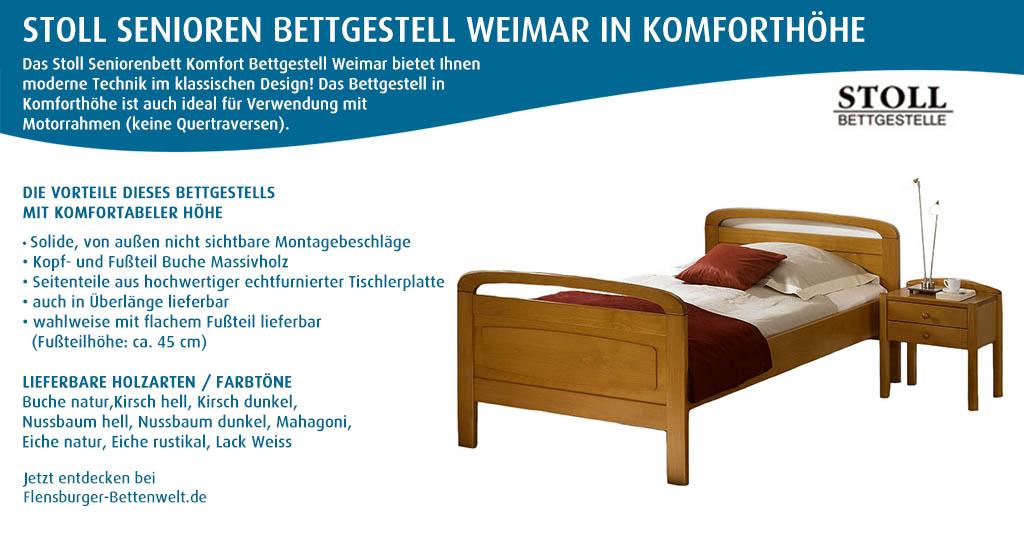 Stoll-Seniorenbett-Komfort-Bettgestell-Weimar-Flensburger-Bettenwelt
