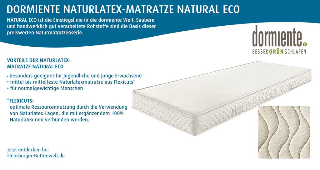 dormiente-Naturlatex-Matratze-NATURAL-ECO-Flensburger-Bettenwelt