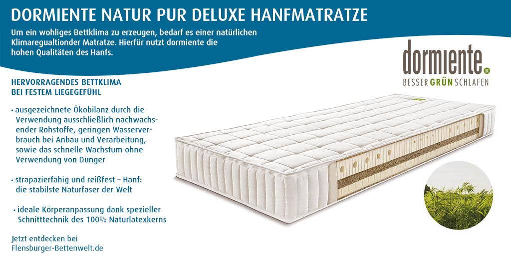 dormiente-Natur-Pur-Deluxe-Hanfmatratze-Flensburger-Bettenwelt