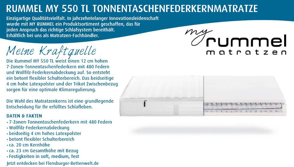 Rummel-MY-550-TL-Tonnentaschenfederkernmatratze-kaufen-Flensburger-Bettenwelt