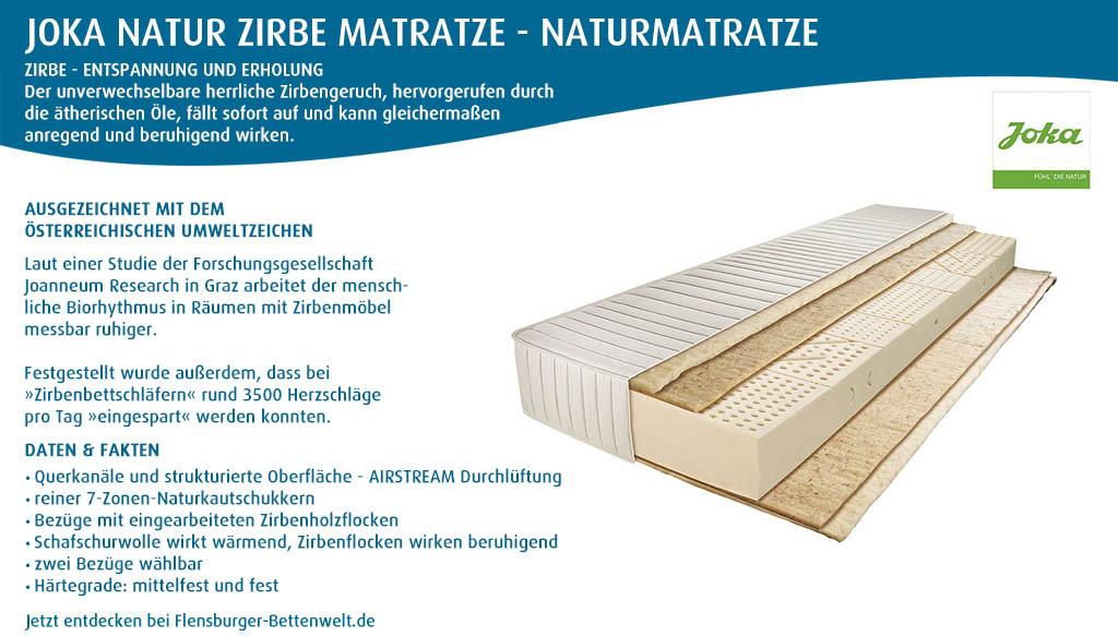 Joka-Natur-Zirbe-Matratze-kaufen
