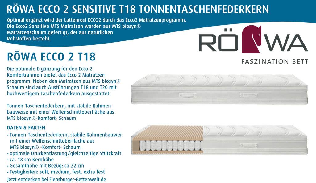 Roewa-Ecco-2-Sensitive-T18-Tonnentaschenfederkern-Matratze-kaufen-bei-Flensburger-Bettenwelt