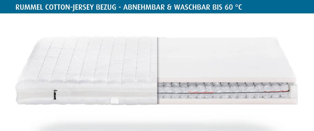 Rummel-MY-550-TL-Cotton-Jersey-Bezug-abnehmbar-waschbar