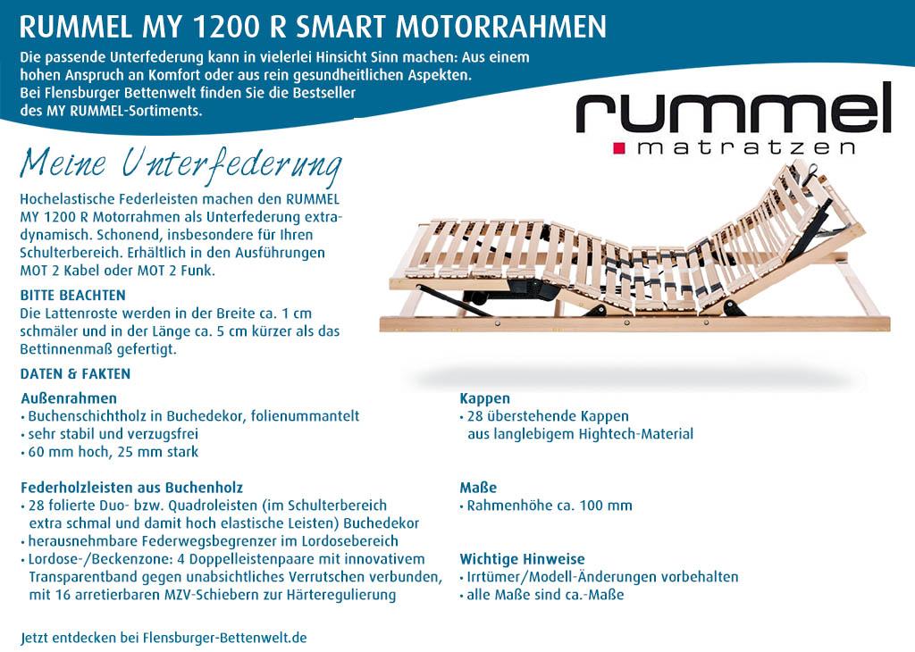 Rummel-MY-1200-R-Smart-Lattenrost-elektrisch-kaufen-Flensburger-Bettenwelt