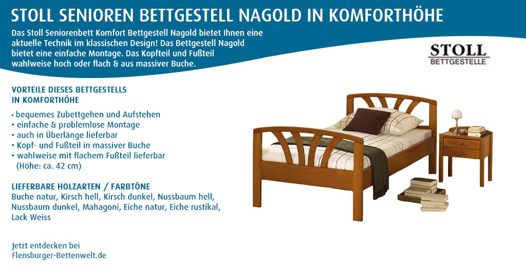 Stoll-Seniorenbett-Komfort-Bettgestell-Nagold-Flensburger-Bettenwelt