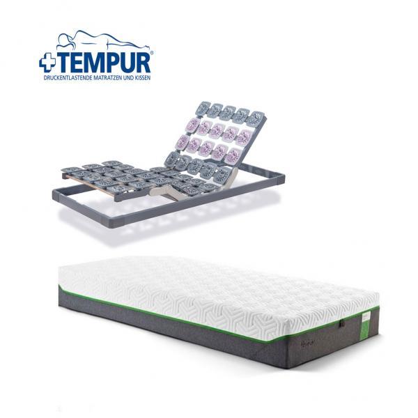 Set Tempur Hybrid Elite 25 Premium Flex 3000
