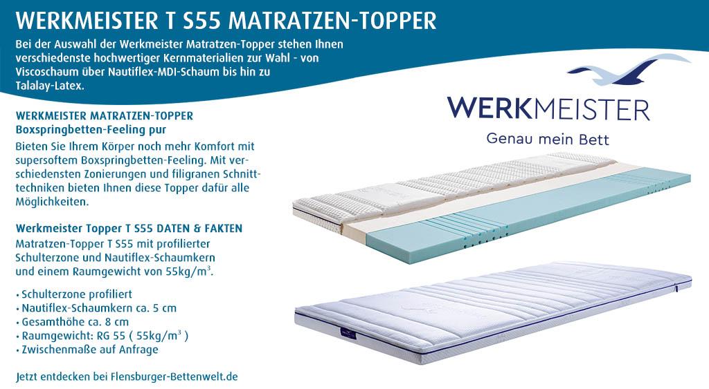 Werkmeister-Matratzen-Topper-T-S55-kaufen-Flensburger-Bettenwelt