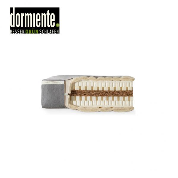 Dormiente Naturlatex Matratze NATURAL ECO PLUS