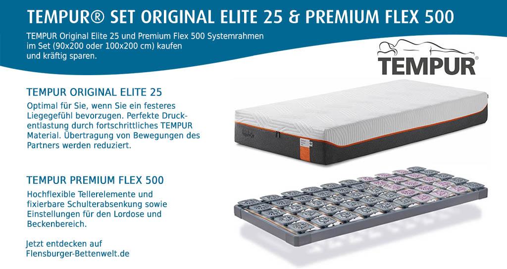 Tempur-Set-Angebot-Original-Elite-Premium-Flex-500