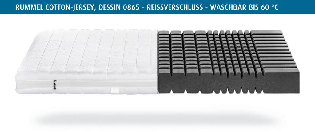 Rummel-MY-300-Matratzenbezug-Cotton-Jersey-Dessin-0865-waschbar-bis-60-Grad