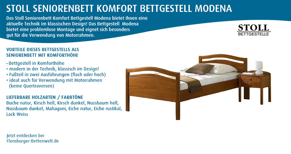 Stoll-Seniorenbett-Komfort-Bettgestell-Modena-kaufen