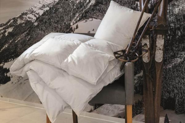 Centa Star Moments Ganzjahresbett Medium Daunendecke
