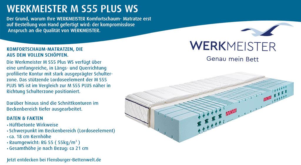 Werkmeister-M-S55-Plus-WS-Komfortschaum-Matratze-kaufen