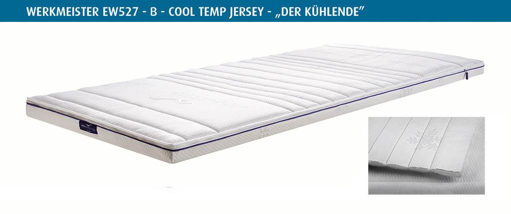Werkmeister-Matratzen-Topper-kuehlender-Cool-Temp-Jersey-Bezug-EW527